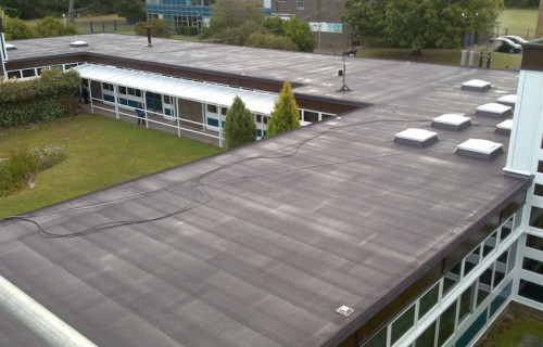 commercial flat roof specialists Southampton